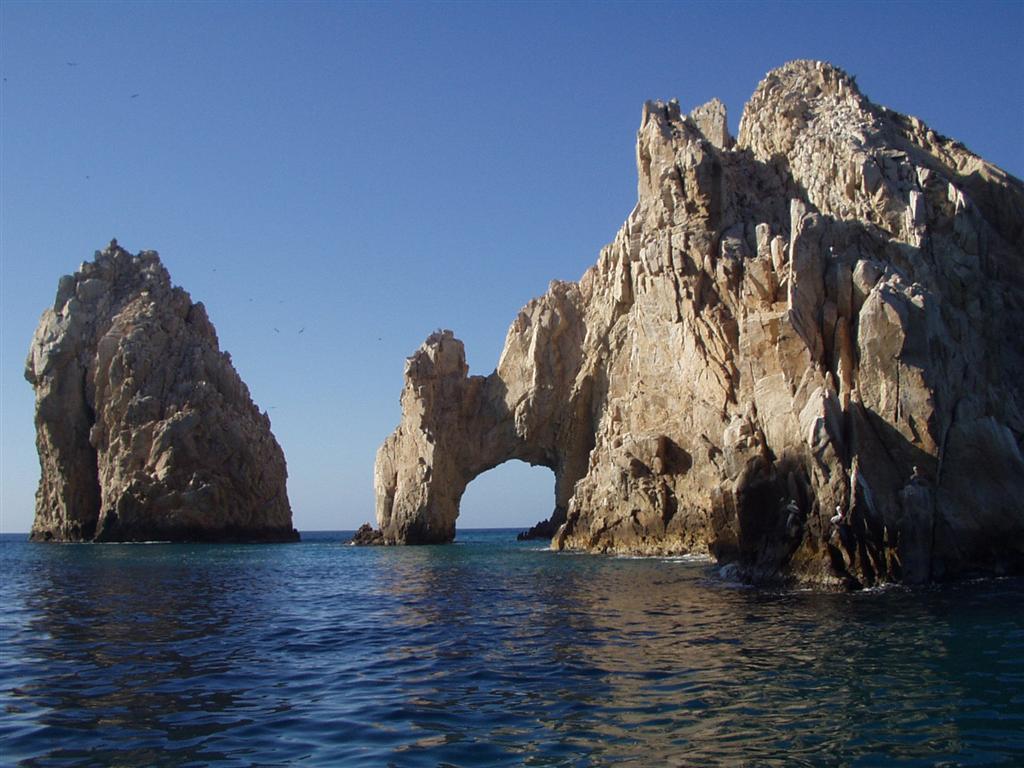 Cabo San Lucas Mexico Area