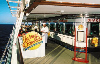 FREE Guy Fieri Johnny Rockets Dining Experience on Royal Caribbean Cruise Line