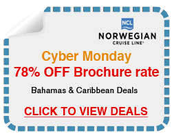 Save up to 78% off brochure rate on your next Caribbean cruise