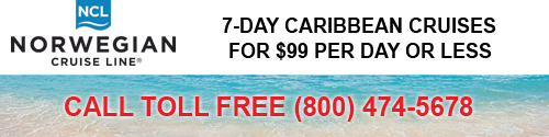 Norwegian Cruise Line $99 Per Day Cruises to the Caribbean