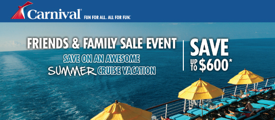 Friends and Family Group Cruises - Cruise.com - Find the ...